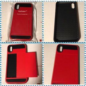Accessories - IPhone XR CreditCard Case